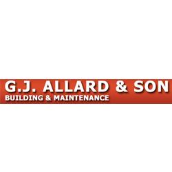 G J Allard & Son building services in East Anglia